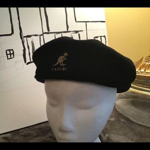 Kangol Cap With side Ear Covers.